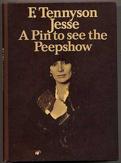 A pin to see the peepshow by F. Tennyson Jesse https://www.amazon.com/dp/B0006CABDS/ref=cm_sw_r_pi_dp_x_iSWUybHGKSH76