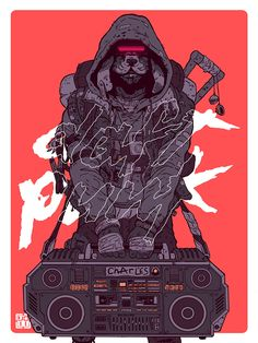 Post with 5911 views. Daft Punk // Cyberpunk ( Daftermath by Laurie Greasley ) Daft Punk, Character Concept, Character Art, Concept Art, Character Design, Cover Art, New Retro Wave, Arte Cyberpunk, Cyberpunk Character
