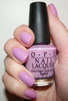 "OPI — ""Lucky Lucky Lavender"""