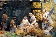 Belenes en Madrid, Navidad 2012