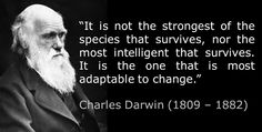 charles darwin quotes   Brazilian Youth Voices - Let's Celebrate!: Darwin Day