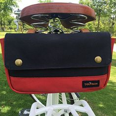 Tourbon Canvas and Leather Cycling Bike Bicycle Front Top... https://www.amazon.co.uk/dp/B01E04CL2G/ref=cm_sw_r_pi_dp_CZEnxbQ6311X1
