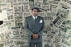 Gangster Mickey Cohen