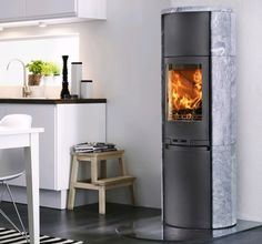 Contura 590T #Kampen #Fireplace #Fireplaces #Interieur #Kachelplaats
