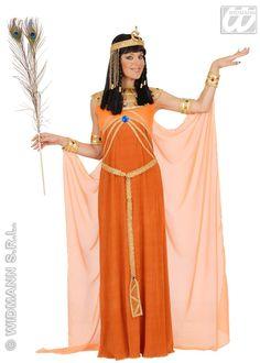 Egyptische Koningin Kostuum
