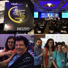 Nuestra presentación en IV Congreso de negocios en la era digital #NED2015! Lima Perú, 5 de noviembre 2015