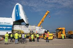Volga-Dnepr completed emotional homecoming of Landshut Boeing 737-200 - Payload Asia