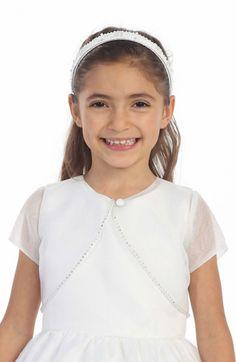 5fb2ca0b185 KSDN Lace Boho Style Tea Length A Line Flower Girl Dresses 2-14 Year Old  KN0019