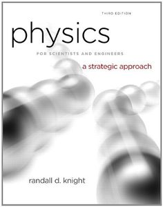 Physics with masteringphysics volume 1 4th edition 9780321597519 physics for scientists and engineers a strategic approach vol 1 chs 1 15 3rd editionrandall d knight fandeluxe Gallery