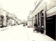 Bussum - Kapelstraat. Anno1919
