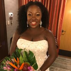 #congratulations to this beautiful #bride I'm so proud to call her my friend #lovewins  I had double duties #bridesmaid #mua #hairstylist #weddingslay #bridalslay # http://ameritrustshield.com/ipost/1554546682280521505/?code=BWS2_igF68h