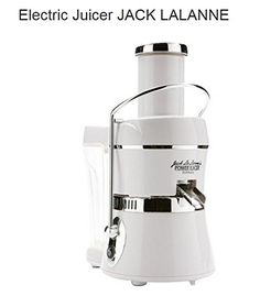 Jack LaLanne Power Juicer Express in White