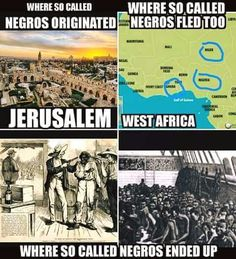 Hebrew Israelites have been enslaved because of their disobedience to YAH! This map is wrong the original map had NegroLand and the tribe of Judah came from the Kingdom of Juda on the coast of Africa the slave trade; Black Hebrew Israelites, Babylon The Great, 12 Tribes Of Israel, Tribe Of Judah, Cultura General, Black History Facts, Bible Truth, Thing 1, African American History