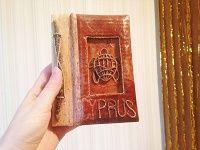 Эко-блокнот «Cyprus»  Дарится «Эко-блокнот «Cyprus»»Передача дара: Москва,Алтуфьево.Пожелать в дар: http://amp.gs/ts35 #отдамдаром #вдар #вподарок #даром #отдам #бесплатно #записнаякнижка #сувениры #канцелярия #хэнд-мейд #блокноты #дляколлекции