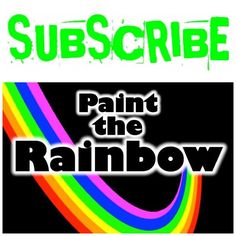 Paint the Rainbow Indie Nail Polish Unboxing