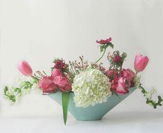 Pink Valentine's Day Flowers