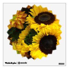 Sunflower Fall Flowers