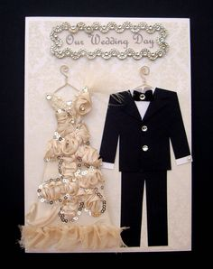 Royal Antique Wedding Personalised Card / Bride and by BSylvar, $25.00
