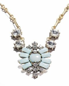 Something Bleu Necklace by JewelMint.com, $29.99