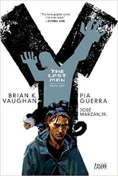 Amazon.it: Y: The Last Man Book 1 TP by Pia Guerra (Artist), Jose Marzan Jr. (Artist), Brian K. Vaughan (25-Sep-2014) Paperback - - Libri