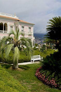 Villa Ephrussi de Rothschild (Villa Île-de-France), seaside villa located at Saint-Jean-Cap-Ferrat on the French Riviera