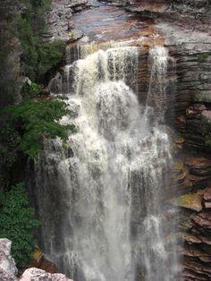 Cachoeira do Buracão - Chapada diamantina - BA