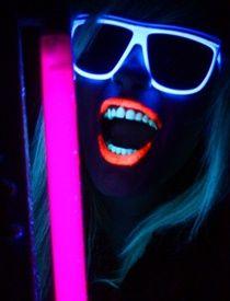 Festa Neon para você que é moderna!   Malaguetaloc Dicas