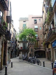 El Born- such a wonderful area of Barcelona