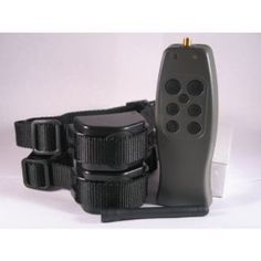 Remote Control Dog Training Shock Collar for 2 Dogs with 3 Levels of Shock and Vibration $36.95