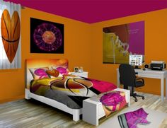 1000 ideas about basketball bedroom on pinterest