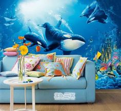 Awesome wallpaper for living room walls 2019 designs A complete guide to choose and install wallpaper for the living room, bedroom, kid's room walls. With 2019 collection of wallpaper designs for walls for inspiration. 3d Wallpaper Designs For Walls, Design Living Room Wallpaper, Living Room Wall Wallpaper, 3d Wallpaper Mural, Home Wallpaper, Living Room Bedroom, Designer Wallpaper, Bedroom Wall, Living Room Designs