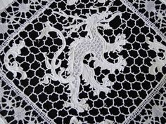 Love this! Needle lace design idea....