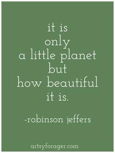 #quotes #artsywords #earth
