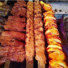 Kebab - Persian style