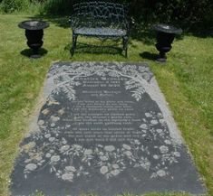 Charles Bronson is buried in the Brownsville Cemetery in West Windsor, Vermont - engraved into his tomb stone  is the poem Do Not Stand At My Grave And Weep by Mary Elizabeth Frye