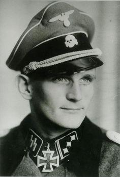 "✠ Karl-Heinz Boska (18 October 1920 – 22 October 2004) RK 16.12.1943 SS-Obersturmführer Adjutant II./SS-Pz.Rgt 2 ""Das Reich"""
