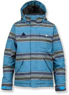 53c4443e60 Burton Fray Insulated Jacket - Boys  REI Snow Gear