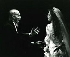 "operafantomet: "" Michael Crawford and Sarah Brightman, West End 1986. """