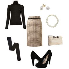 Classy! I would like to be skinny enouth to actually wear this!