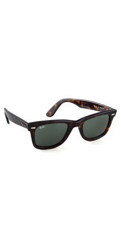 ffb2eecc13 Ray-Ban Original Unisex Wayfarer Sunglasses on Wantering Sunglasses 2016