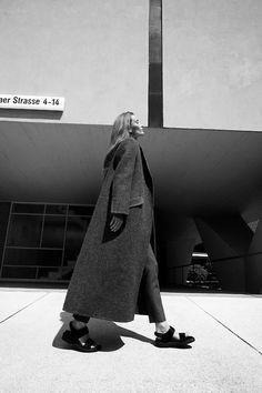 "emzgalz:     Iekeliene Stange in""Architecture & Self""forTank #7 Autumn 2013,ph. Ilaria Orsini"
