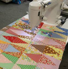 Crafty Gemini | 5″ Slicer Quilting Ruler and Template | http://craftygemini.com
