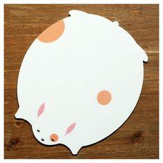 WM cute rabbit mouse pad 20 X 24cm (http://www.fallindesign.com/wm-cute-rabbit-mouse-pad-20-x-24cm/)