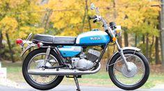 1972 Suzuki Cafe Racer   eBay
