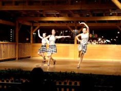 Up to Me Highland Dance Choreography