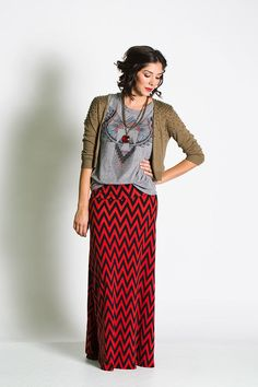 "LuLaRoe maxi skirt.  To get yours go to http://lularoe.com/shop and enter ""STEFANIMCCUNE"" for free shipping."