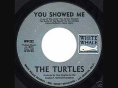 "THE TURTLES- ""YOU SHOWED ME""  (W / LYRICS)"