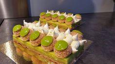 Une recette inspirée de la tarte citron de Thierry Bamas…