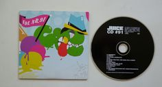 CD sampler / JUICE volume # 91 / HIP HOP / PRINZ PI / ILLA J / BUSY SIGNAL