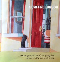 Chi trova un pinguino? Un tesoro di bambino! Una... | SCAFFALE BASSO oliver jeffers - 3/4 anni